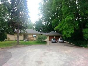 bedrooms with own bathrooms, parking, close to MAC