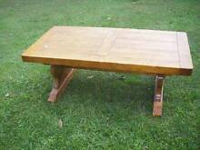 Solid timber coffe table Grafton Clarence Valley Preview