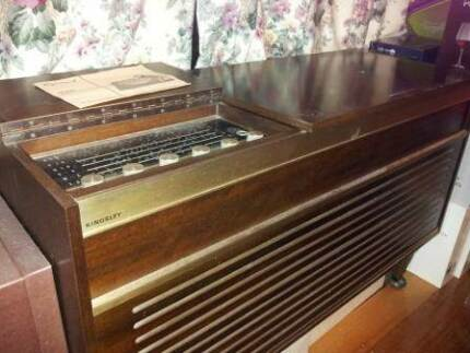 Classic Kingsley radio gram with Garrard turntable! Sunshine West Brimbank Area Preview