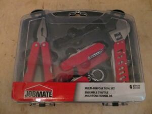 Jobmate Multi-Purpose Tool Set