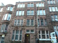 One Bedroom Furnished Flat on Craig Road, Cathcart, Glasgow. (ACT 323)