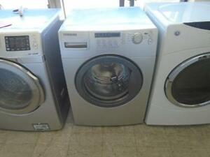 1001146 FRONT LOAD WASHER SAMSUNG *** LAVEUSE SAMSUNG CHARGEMENT FRONTALE