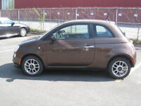 2012 Fiat 500 POP - FULL WARRANTY SEP 2016 - BLUETOOTH - LOW KM