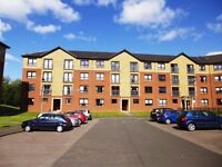 Two bedroom furnished apartment within modern apartment block, only minutes walk from Byres Road.