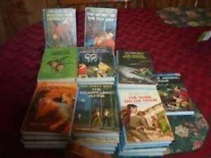 Nancy Drew Books or Hardy Boy Books: