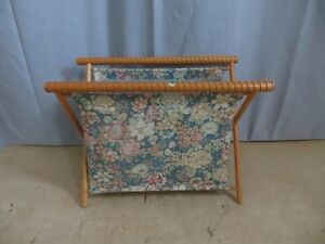 Fabric Sewing/ Knitting Basket