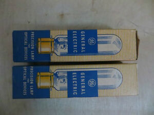 2 General Electric Lamp for Projector