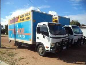 Truck hire 1 way to Geraldton Middle Swan Swan Area Preview