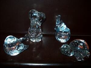 Vintage Animal Crystal Glass Figures Collectible Collection London Ontario image 4
