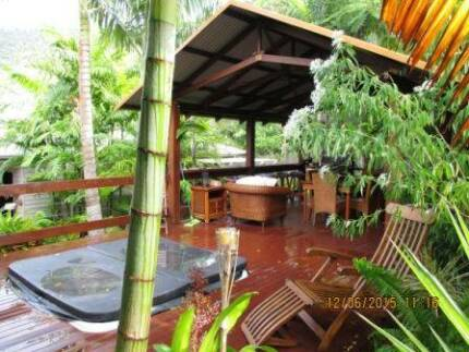 Private Whitsunday Rainforest Retreat Jubilee Pocket Whitsundays Area Preview
