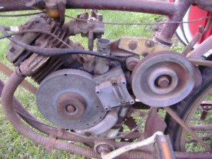 WHIZZER MOTORBIKE ENGINE MOTOR  H OR J WANTED FOR PROJECT