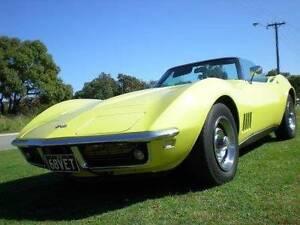 1968 Chevrolet Corvette Coupe Balcatta Stirling Area Preview