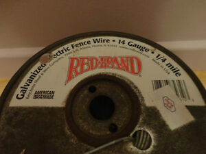 Redbrand Galvanized Electrical Fence Wire London Ontario image 2