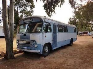 1964-5 Bedford House bus Bridgetown Bridgetown Area Preview