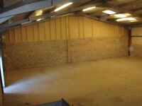Large secure Units / Workshop / Garage/ office to let / cheap all incl option avaialable HGV access