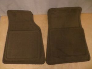 Set of 4 Car Mats