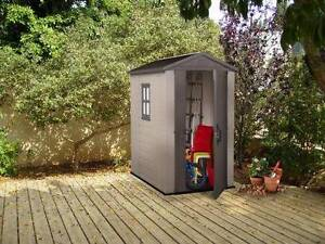 Garden / Storage Shed  KETER Factor 4x6 New Damaged Packaging Deception Bay Caboolture Area Preview