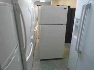 "1000830 REFRIGERATEUR 28""WHITE-WESTINGHOUSE 28"" REFRIGERATOR"