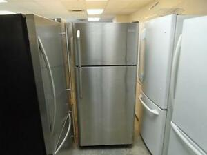 "1000784 FRIGO 30"" ACIER FRIGIDAIRE 30"" FRIDGE STAINLESS STEEL"