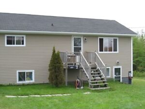 August 1st - 2 Bedroom Lower Flat (in House) - Cole Harbour