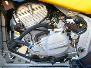 Can am ds650 parts