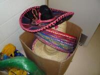 Hats, Sombreros, Cowboy hats