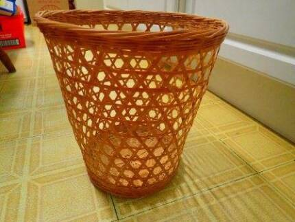 Small wicker baskets perfect for easter gifts decorative office bin wicker basket negle Choice Image