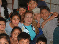 Youth development projects in the Andes, Peru