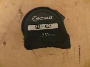 Kobalt 25 ft Tape Measure