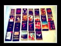 MUSIC CASSETTE TAPES - ALBUMS - (23) - FOR SALE