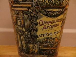 The Olympic Games Antique Can London Ontario image 7