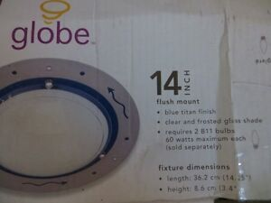 Globe Ceiling Light Fixture London Ontario image 2