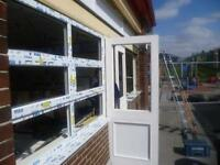 UPVC WINDOWS AND DOOR SUPPLID FITTED