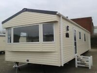 2 bed pre-loved static caravan for sale on 11 month park - includes 2018 site fees