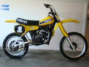 LOOKING FOR OLDER 2 STROKE THAT NEEDS TO BE REBUILT
