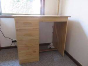 Desk with 4 drawers and swivel desk chair Sutherland Sutherland Area Preview