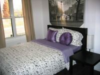 Furnished Downtown Rooms and Studios (short/long term)