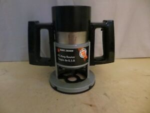 "Black and Decker 3/8"" Type 3 Router"