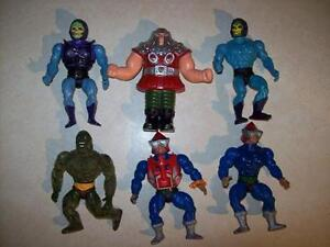 He-Man Masters of the Universe Battle Cat, Skeletor, etc.