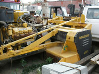 2002 FAHR Self Powered Mobile Road Crusher