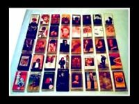 MUSIC CASSETTE TAPES - ALBUMS - (40) - FOR SALE