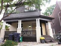 Queen and Roncesvalles  1 bedroom Apartment in Victorian House