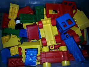 Assorted kids toys