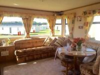 Bargain Static Caravan For Sale In Scotland, Beautiful Sea-Views, beach access, Sandy Bay, Berwick