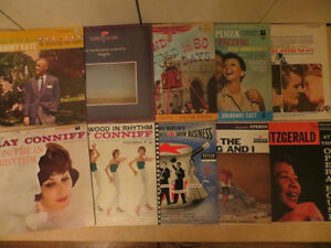 10 Assorted Records London Ontario image 1