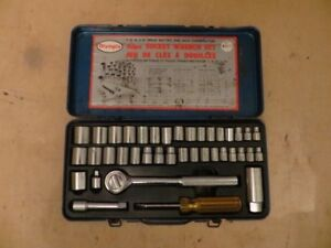Olympia 40 Piece Socket Set