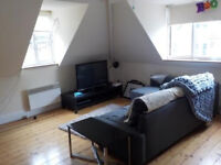 Owner Managed Spacious 1 Bed Flat. No admin fees. Outside Res Park Zone. Internet inc.