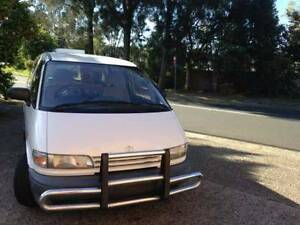 1999 Toyota Tarago GLI For Sale - Sydney  Botany Botany Bay Area Preview