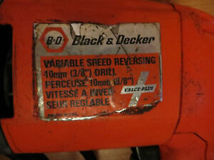 Black and Decker Drill London Ontario image 4