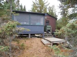 Camps de chasse à vendre , territoire du Témiscamingue